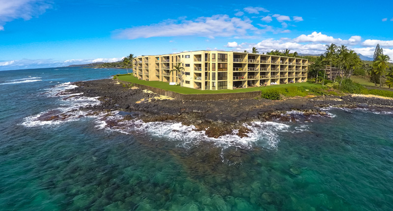 Kauai Oceanfront Vacation Rental Condos | Poipu Beach
