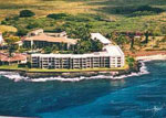 Kuhio Shores Arial View